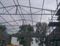 Konstrukcje stalowe - kratownice