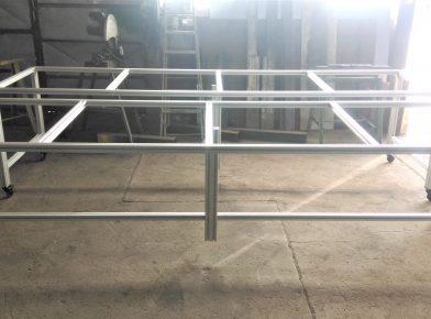 Konstrukcje aluminiowe