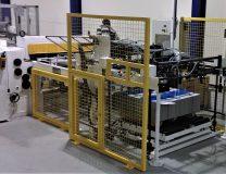 Stalowa obudowa maszyny